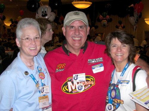 John, Deb, and I: July 19, 2007
