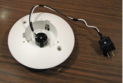 Lamp step 4